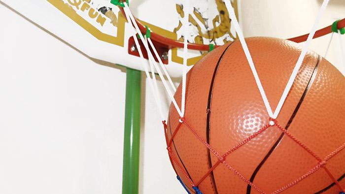 24a48c4c Детская баскетбольная стойка складная в чемодане